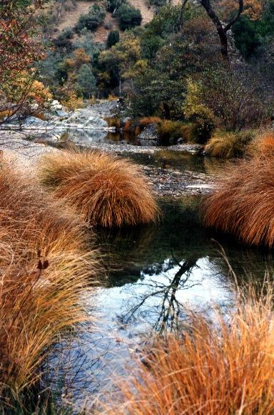 Autumn at China Hole