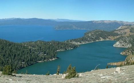 Marlette Tahoe Lake
