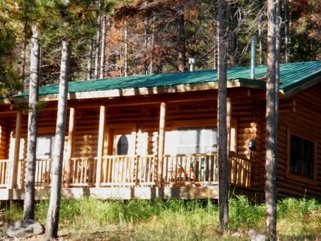 Camp Hale Cabin