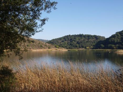 Lake Chabot start