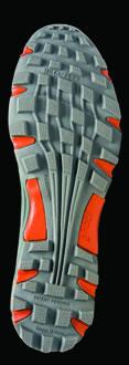 Roclite tread pattern